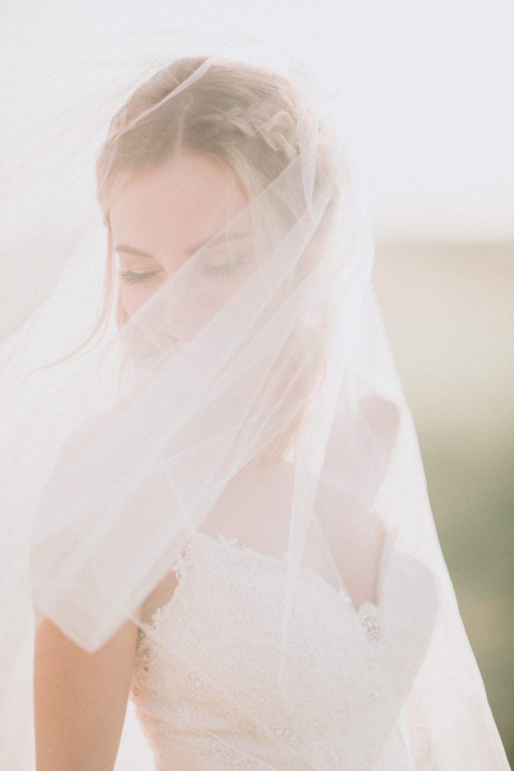 veil, bride, wedding