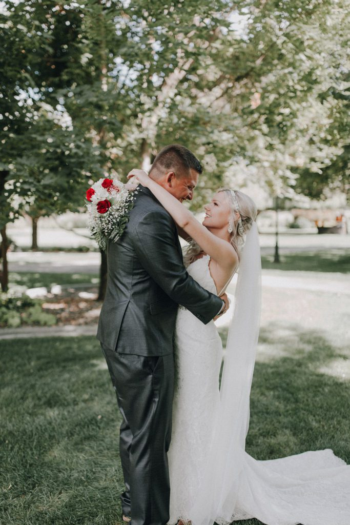 wedding, first look, bride