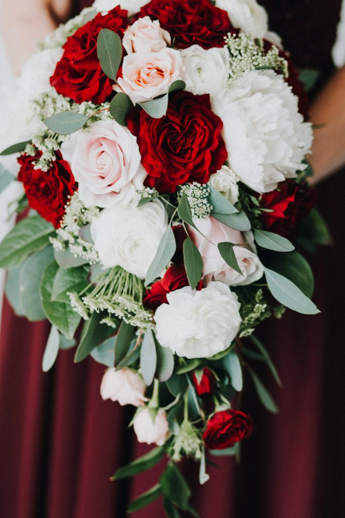 bouquet , flowers by kim, wedding, bride