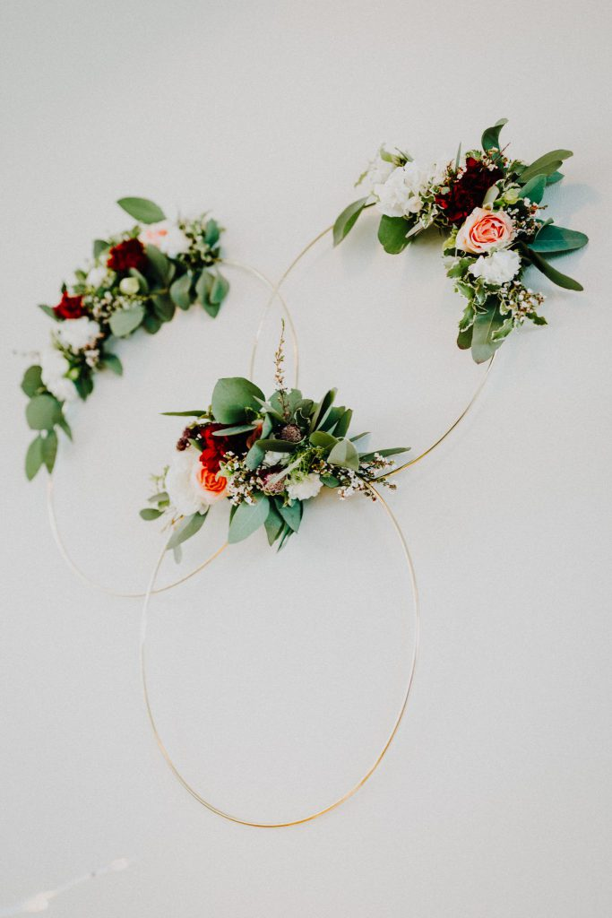 floral, wedding photo