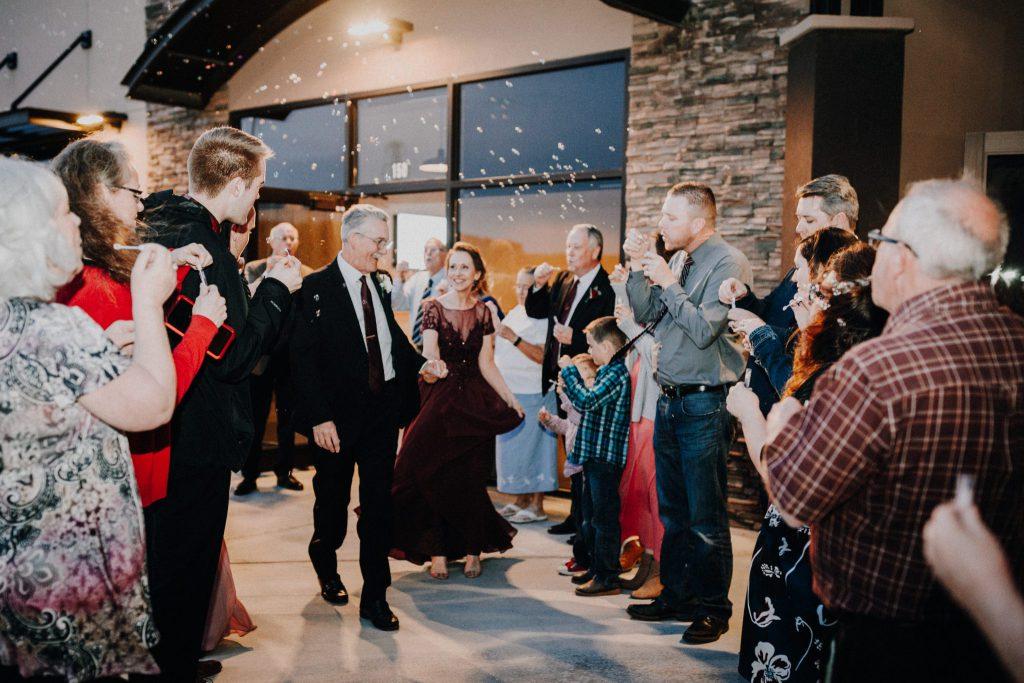 bubble exit, photographer , weddings, blankspace
