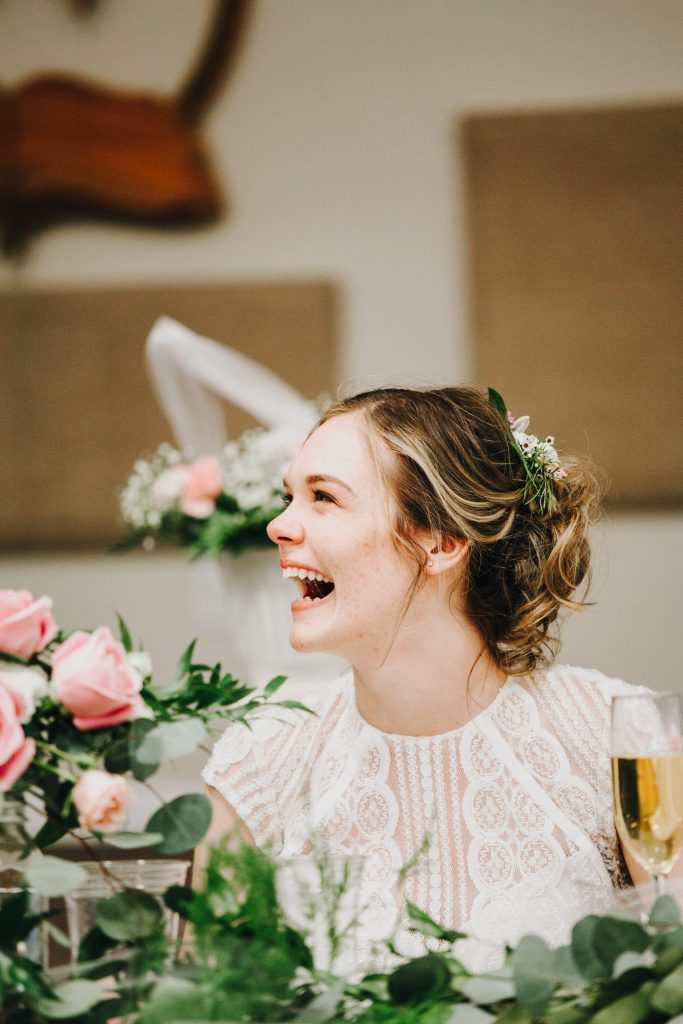 bride, wedding, reception