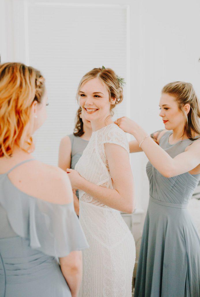 wedding, bride, bridal prep