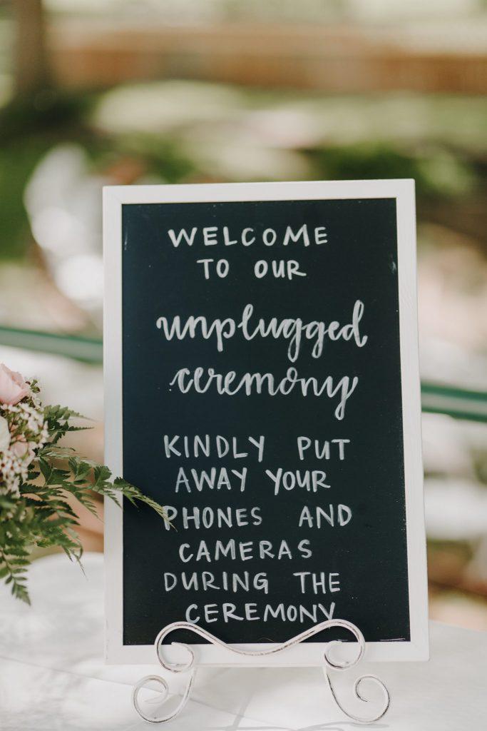wedding, details