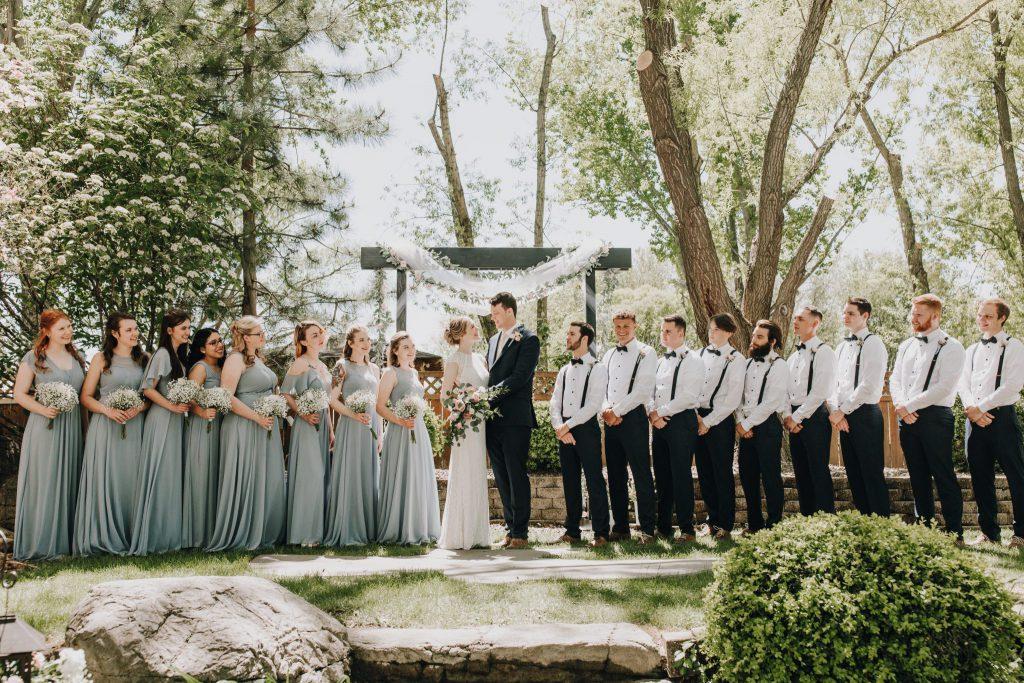 wedding, Boise