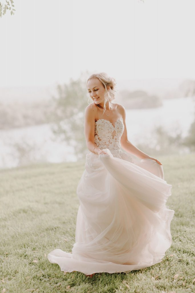 mori lee gown, wedding gown, Boise , wedding photographer